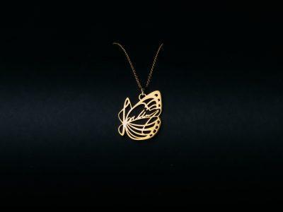 J01ネックレス(ゴールド)